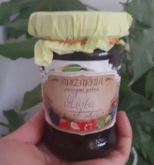 Syrop z mięty 250 ml