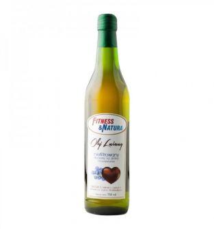 Olej lniany z papryczką habanero 750 ml