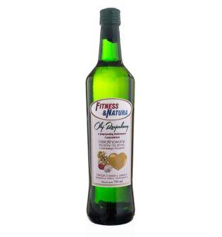 Olej rzepakowy z papryczką habanero i czosnkiem 750 ml