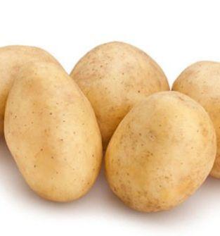 Ziemniaki - irga