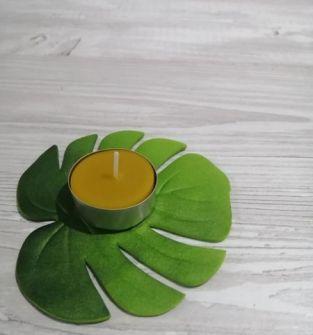 Świece z wosku pszczelego- podgrzewacze