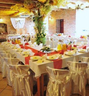 przyjęcia okolicznościowe ( z okazji ślubów,chrztów itp.), przyjęcia i spotkania zorganizowane np.ogniska ,bale