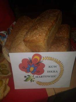 Domowy chleb - duży