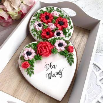 Pierniki z okazji Dnia Matki